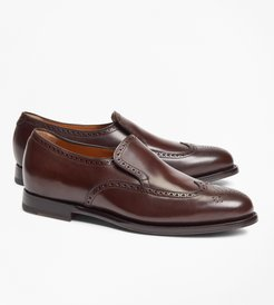 200th Anniversary Limited-Edition Golden Fleece Cordovan Wingtip Loafers