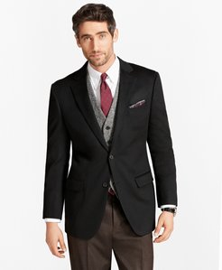 Madison Fit Two-Button Cashmere Sport Coat