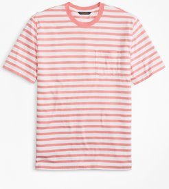 Supima Cotton Stripe T-Shirt