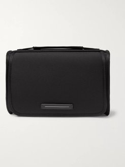Nylon Travel Pouch - Men - Black