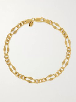 Dean Gold-Plated Bracelet - Men - Gold