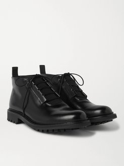 Craig Green Leather Boots - Men - Black