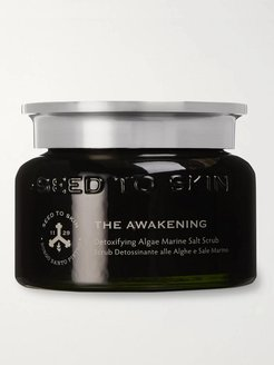 The Awakening Algae Marine Salt Scrub, 300ml - Men - Colorless