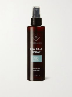 40 Proof Sea Salt Spray, 180ml - Men - Colorless