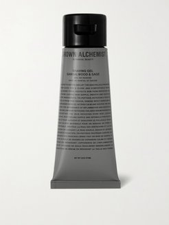 Shaving Gel - Sandalwood & Sage, 75ml - Men - Colorless
