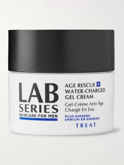 AGE RESCUE Water-Charged Gel Cream, 50ml - Men - Colorless
