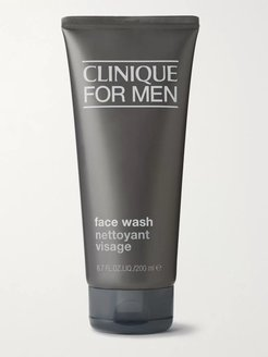 Face Wash, 200ml - Men - Colorless