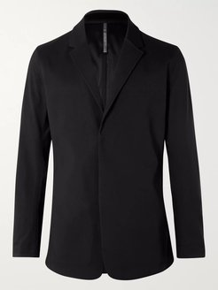 Indisce GORE WINDSTOPPER Blazer - Men - Black