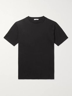 Ed Cotton-Jersey T-Shirt - Men - Black