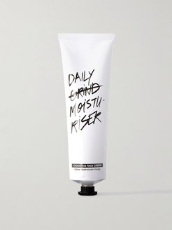 Hydrating Face Cream, 100ml - Men - Colorless