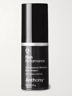 High Performance Continuous Moisture Eye Cream, 15ml - Men - Colorless