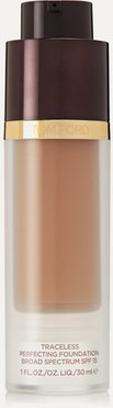 Traceless Perfecting Foundation Broad Spectrum Spf15 - Honey 7.7