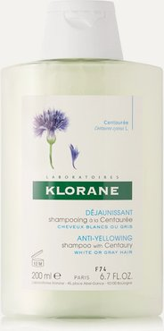 Shampoo With Centaury, 200ml - Colorless
