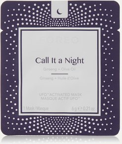 Call It A Night Ufo Nourishing & Revitalizing Mask X 7