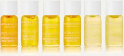 Face Oil Collection, 6 X 3ml