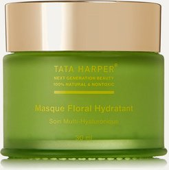 Hydrating Floral Mask, 30ml