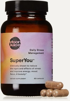 Superyou (60 Capsules) - Colorless