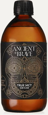ANCIENTBRAVE - True Mct Oil, 500ml - Colorless
