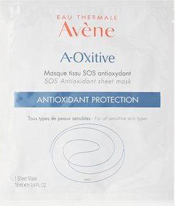 A-oxitive Sos Antioxidant Sheet Mask, 5 X 18ml