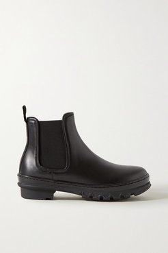 Graden Leather Chelsea Boots - Black
