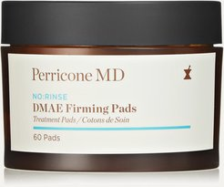 No: rinse Dmae Firming Pads - 60 Pads
