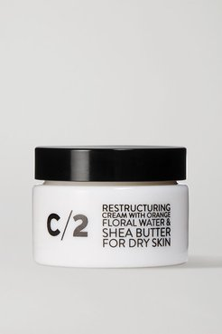 Net Sustain C/2 Restructuring Cream With Orange Floral Water & Shea Butter, 50ml