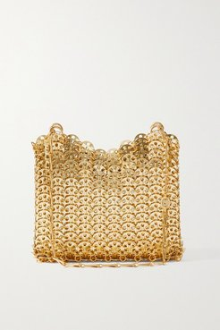 Animations 1969 Chainmail Shoulder Bag - Gold