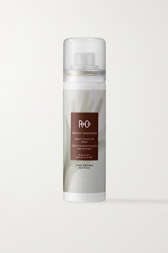 RCo - Bright Shadows Root Touch-up Spray - Dark Brown, 59ml