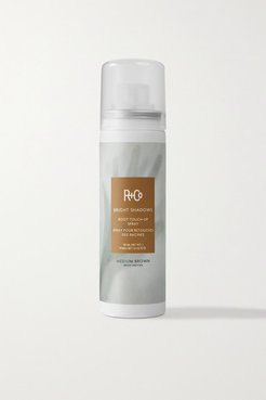 RCo - Bright Shadows Root Touch-up Spray - Medium Brown, 59ml