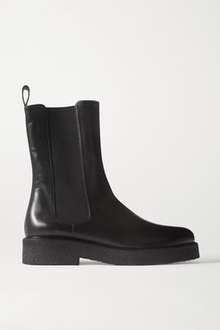 Palamino Leather Chelsea Boots - Black
