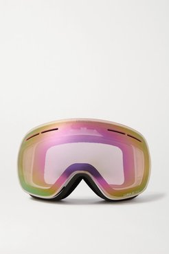 X1s Mirrored Ski Goggles - Pink