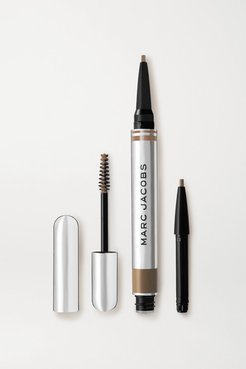 Brow Wow Duo - Taupe