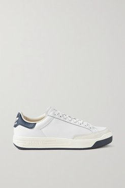 Rod Laver Leather Sneakers - White