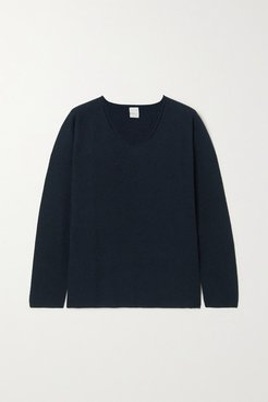 Leisure Smirne Knitted Sweater - Navy