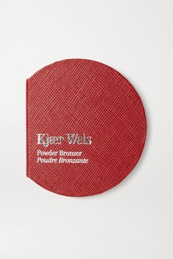 Red Edition Refillable Compact - Powder Bronzer
