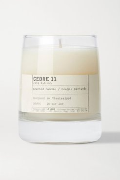 Cedre 11 Scented Candle, 245g