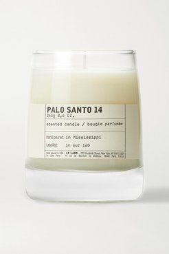 Palo Santo 14 Scented Candle, 245g