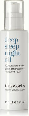 Deep Sleep Night Oil, 120ml