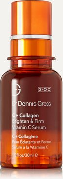 C Collagen Brighten & Firm Vitamin C Serum, 30ml