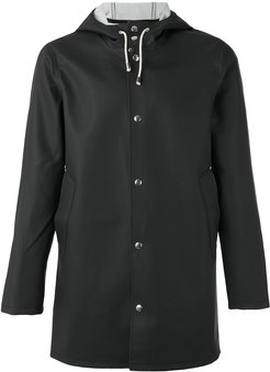 Stockholm hooded jacket - Black