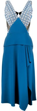Kao dress - Blue