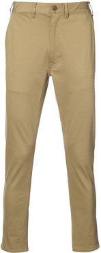 skinny-fit trousers - Neutrals