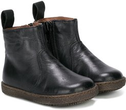 ankle length boots - Black