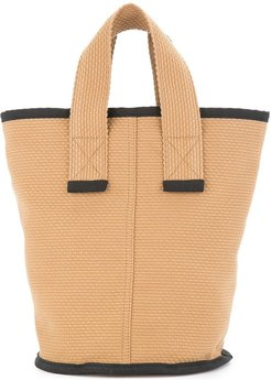 small Laundry tote - Brown