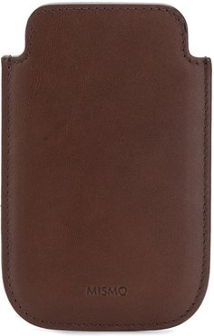 compact iPhone 6/7 S case - Brown