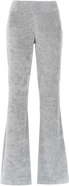 Evan plush trousers - Grey