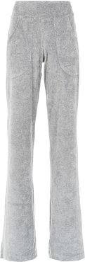 Pear plush trousers - Grey