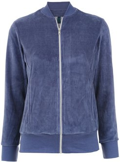 Itatiaia plush jacket - Blue