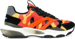 camouflage Bounce sneakers - Multicolour