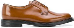 Shannon Derby shoes - Brown